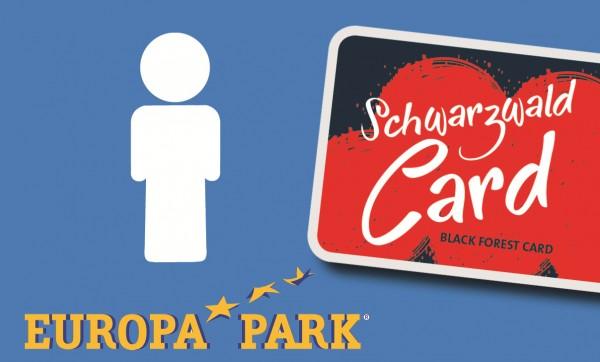 SchwarzwaldCard inkl. 1 Tag Europa-Park (Erwachsener)