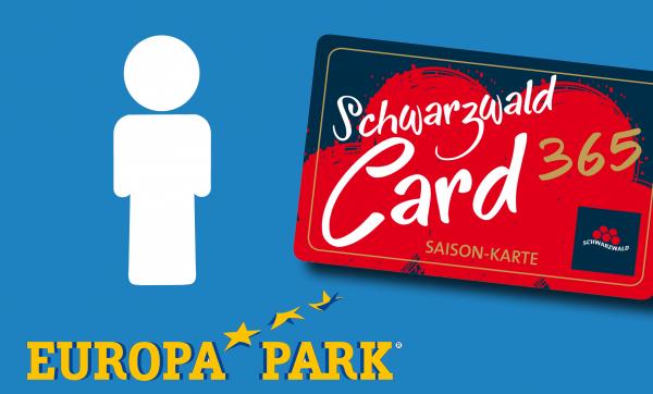 SchwarzwaldCard 365 inkl. 1 Tag Europa-Park (Erwachsener)