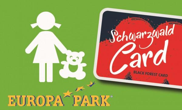 SchwarzwaldCard inkl. 1 Tag Europa-Park (Kind)
