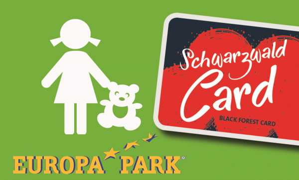 SchwarzwaldCard incl. 1 Day Europa-Park (Child)